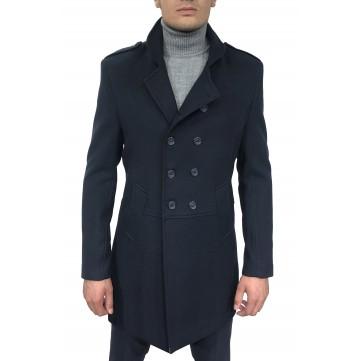 SlimFit Zara Erkek Lacivert Kaban